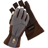Westin W4 QuickGrip Half-Finger Glove - Chestnut/Grey